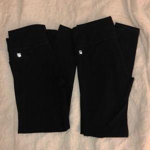 Fabletics high waisted powerhold leggings